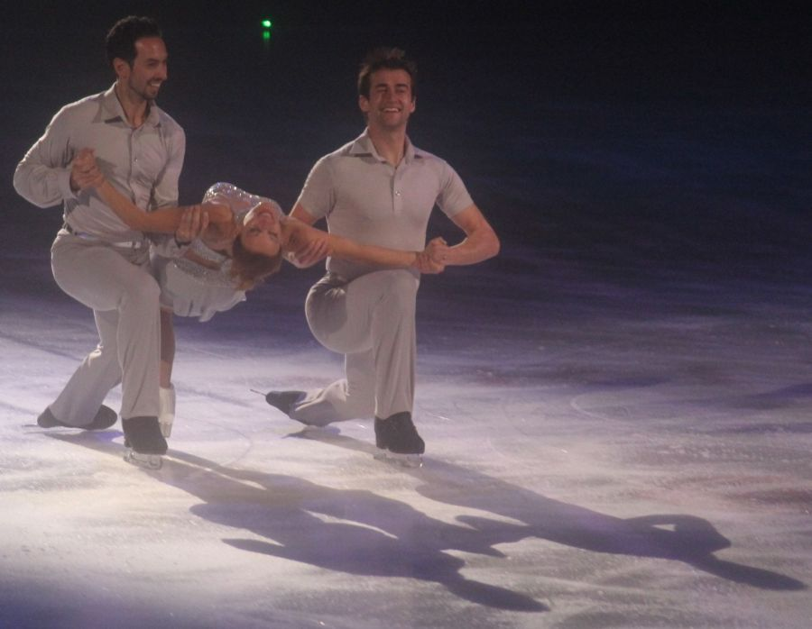 providence dunkin donuts center march 14 stars on ice ben agosto