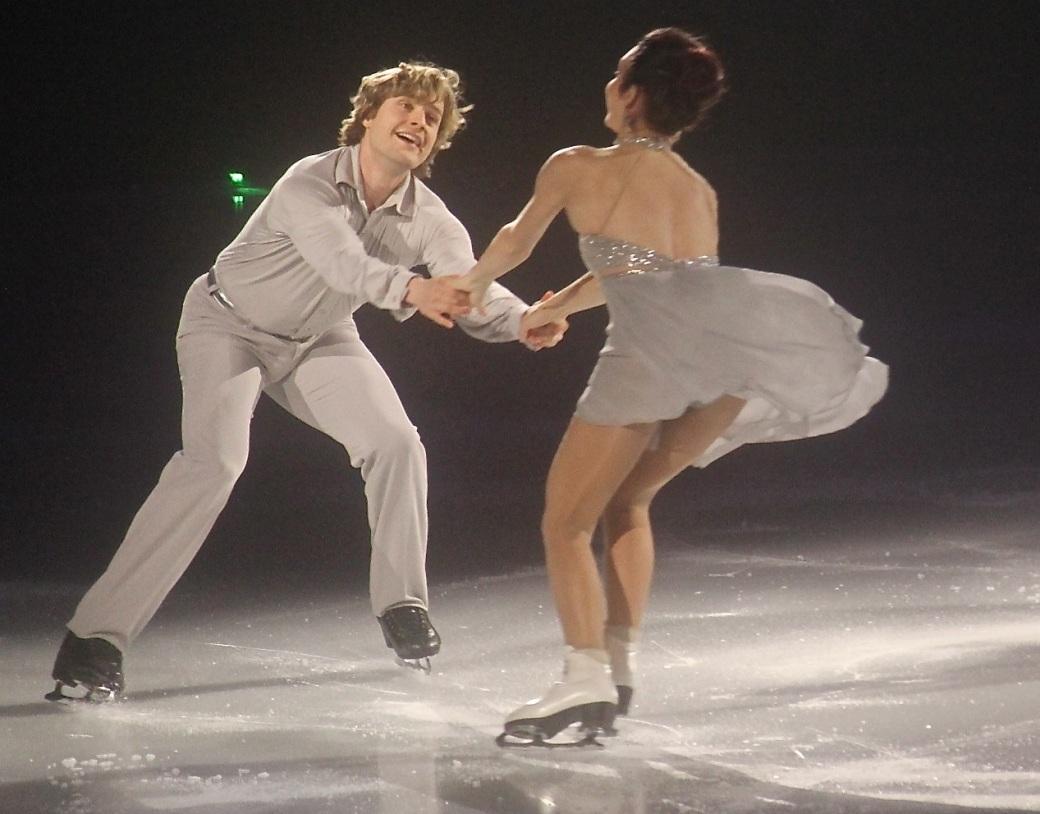 providence dunkin donuts center stars on ice march 14 2015 charlie white meryl davis pair skating
