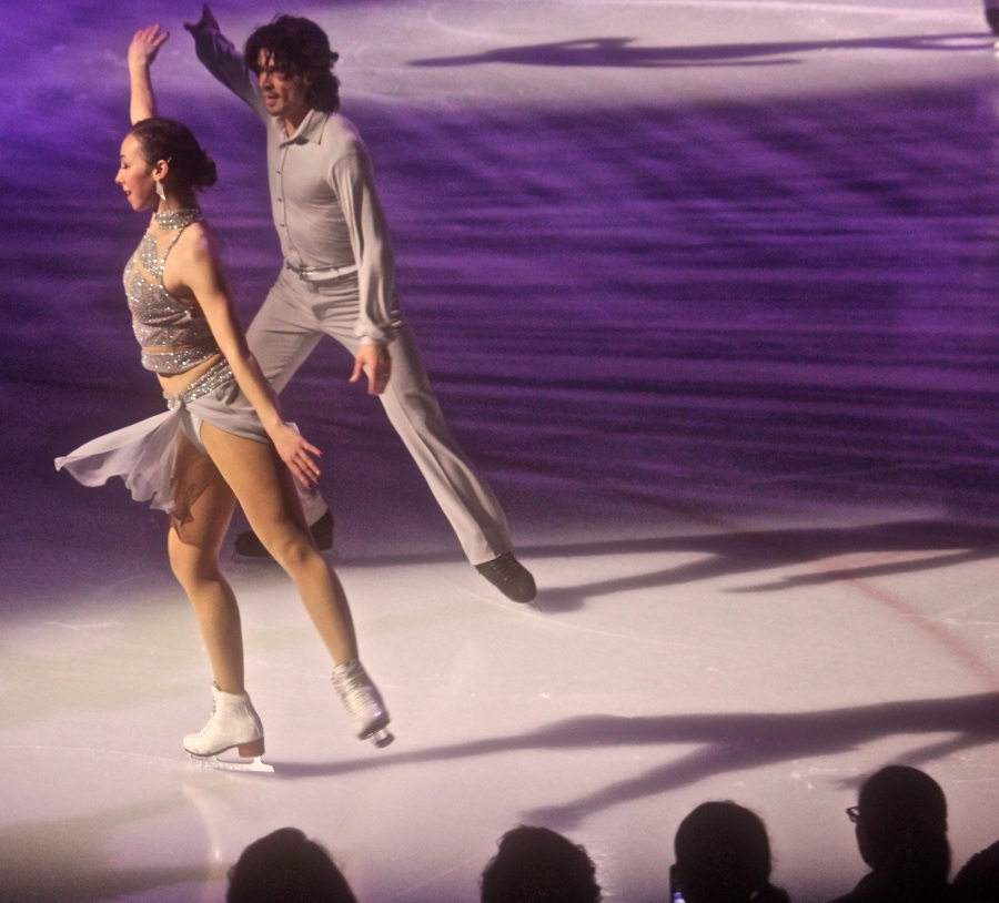 providence dunkin donuts center stars on ice march 14 2015 kimmie meissner pair