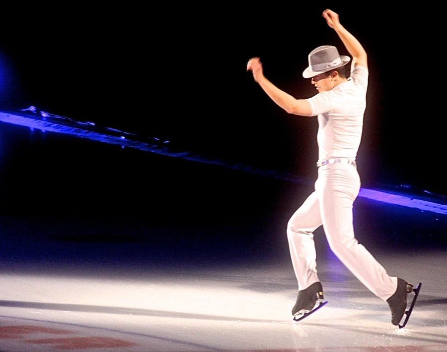 providence dunkin donuts center stars on ice march 14 2015 skater