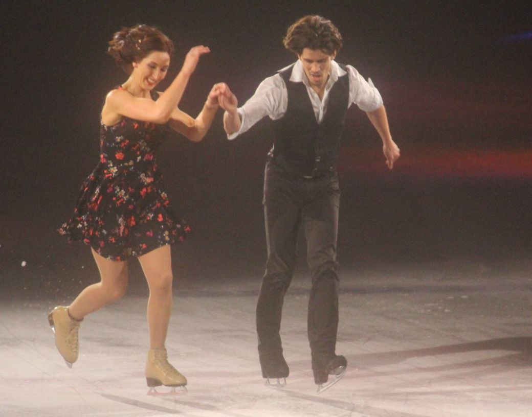 providence dunkin donuts center stars on ice march 14 british pair