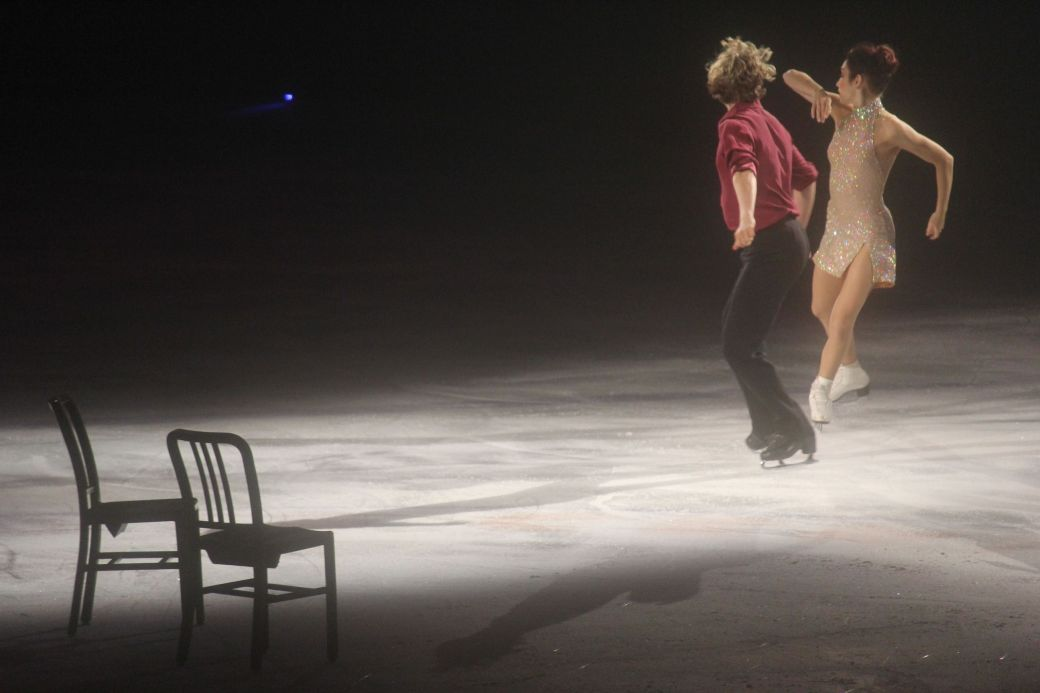 providence dunkin donuts center stars on ice march 14 charlie white meryl davis chairs