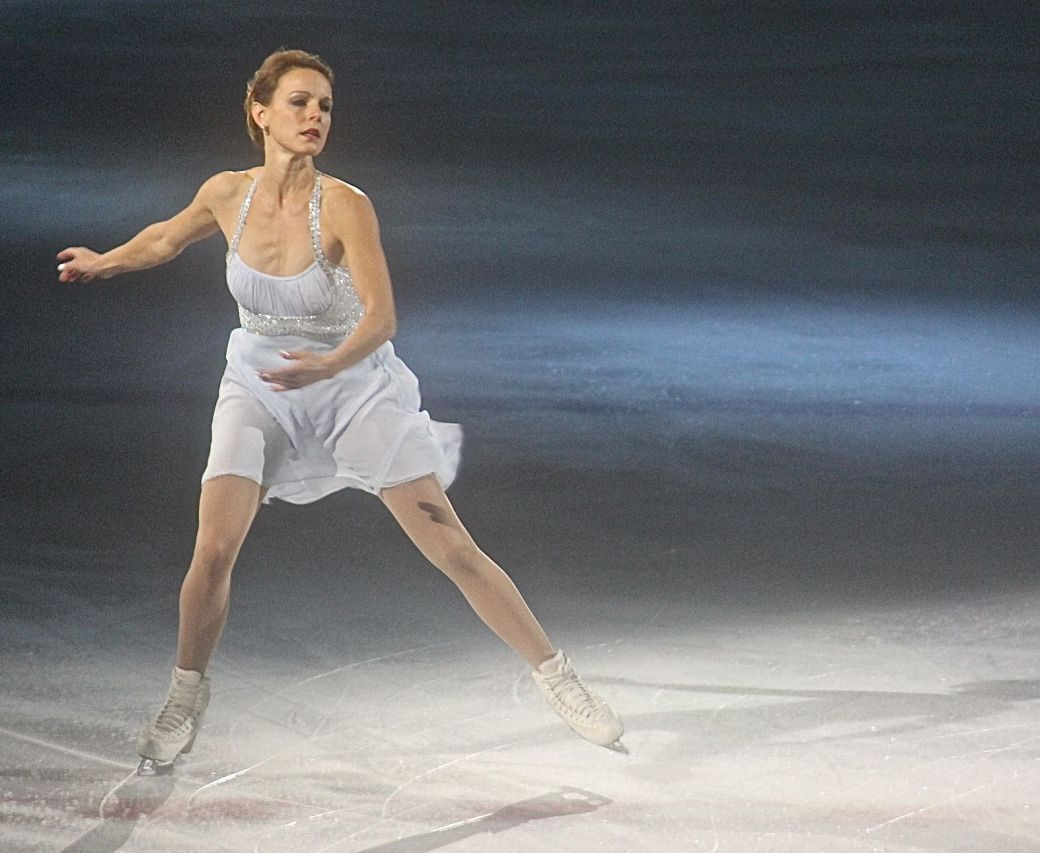 providence dunkin donuts center stars on ice march 14 ekaterina gordeeva
