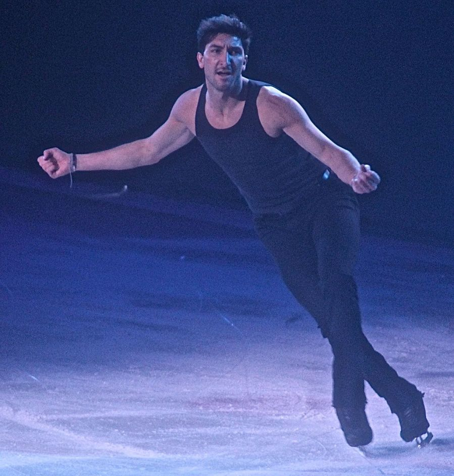 providence dunkin donuts center stars on ice march 14 evan lysacek 2