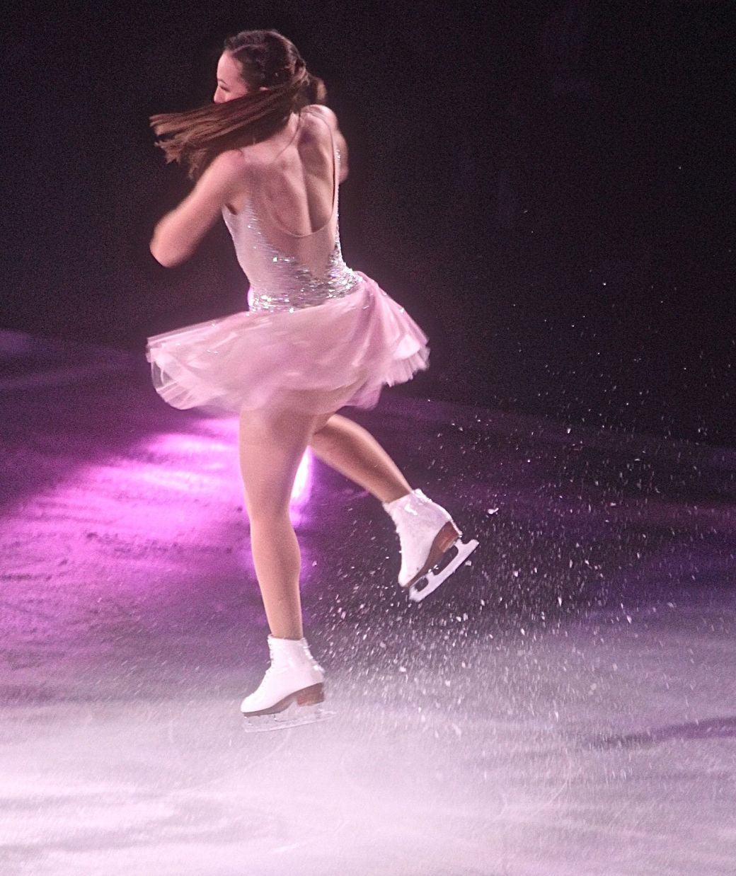 providence dunkin donuts center stars on ice march 14 kimmie meissner 2