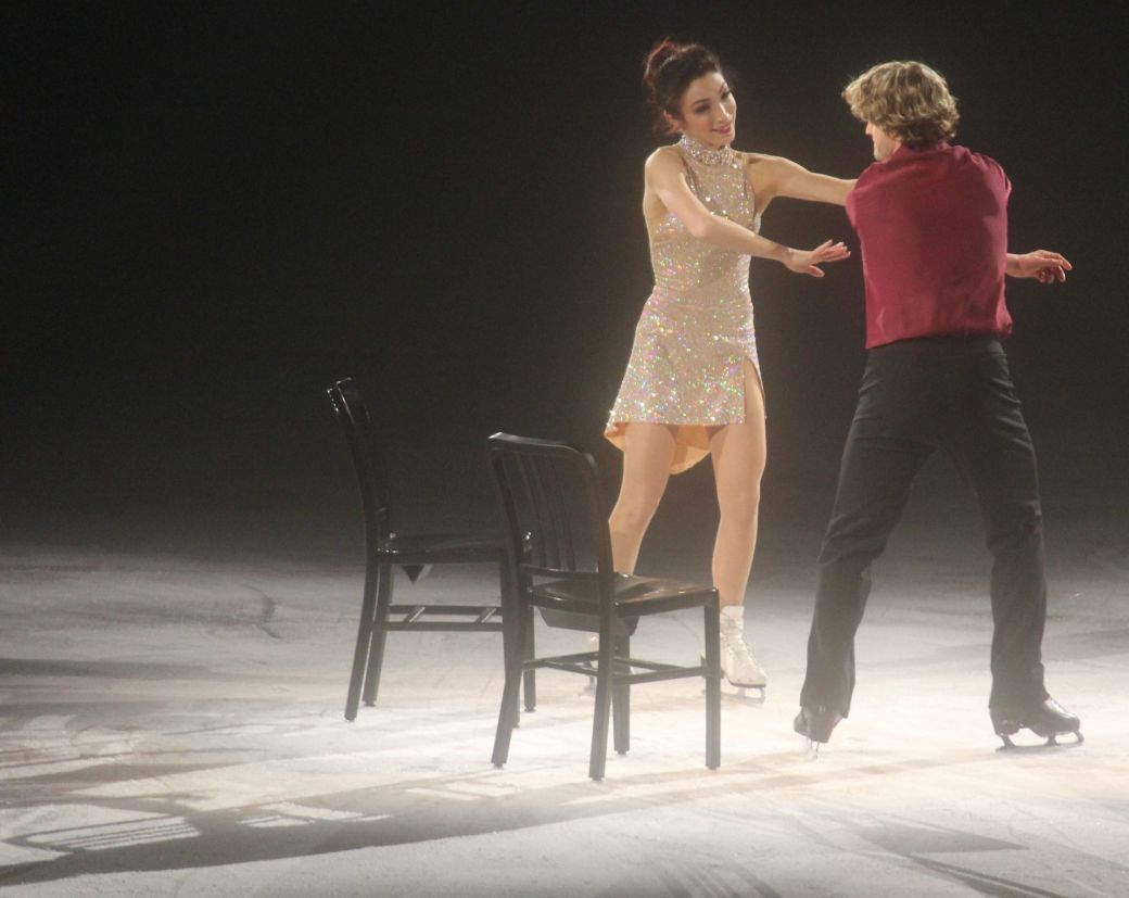 providence dunkin donuts center stars on ice march 14 meryl davis charlie white 9