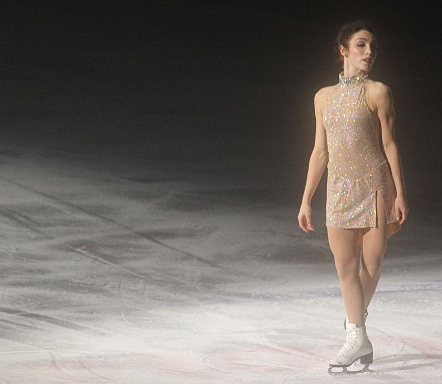 providence dunkin donuts center stars on ice march 14 meryl davis