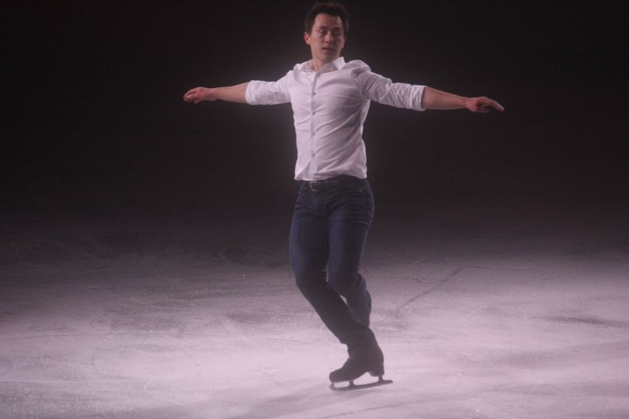 providence dunkin donuts center stars on ice march 14 patrick chan 3