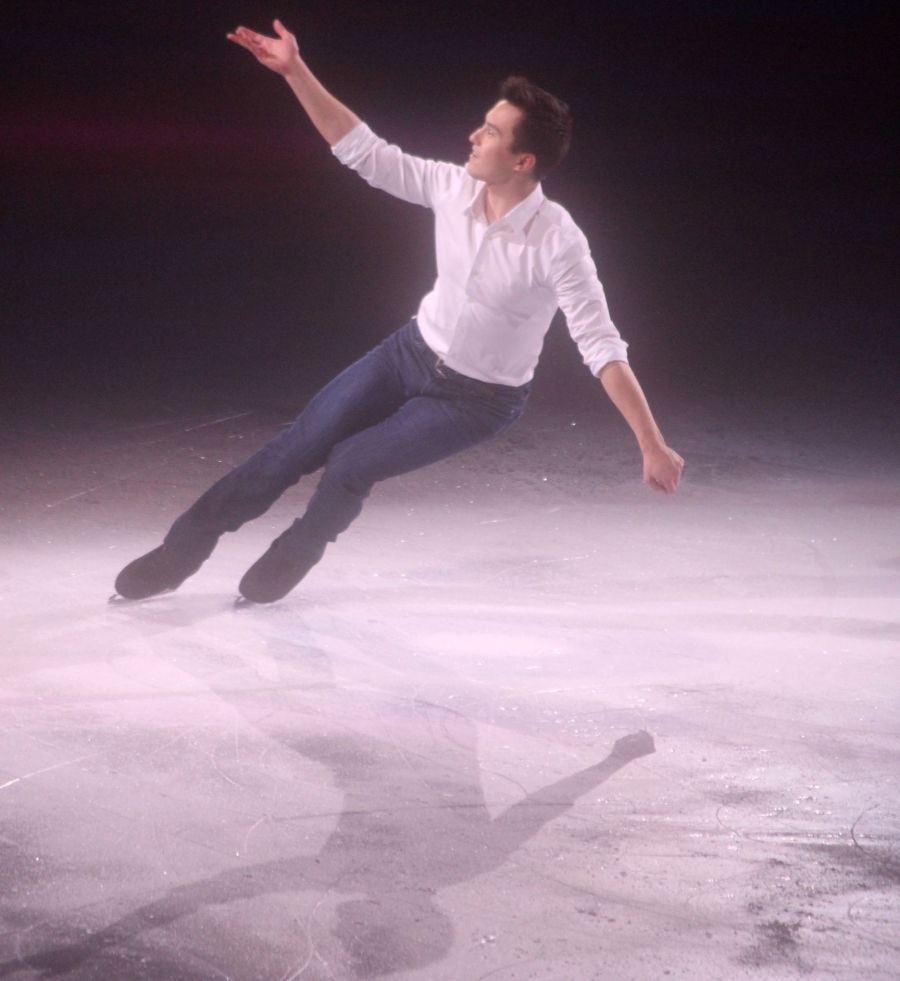 providence dunkin donuts center stars on ice march 14 patrick chan