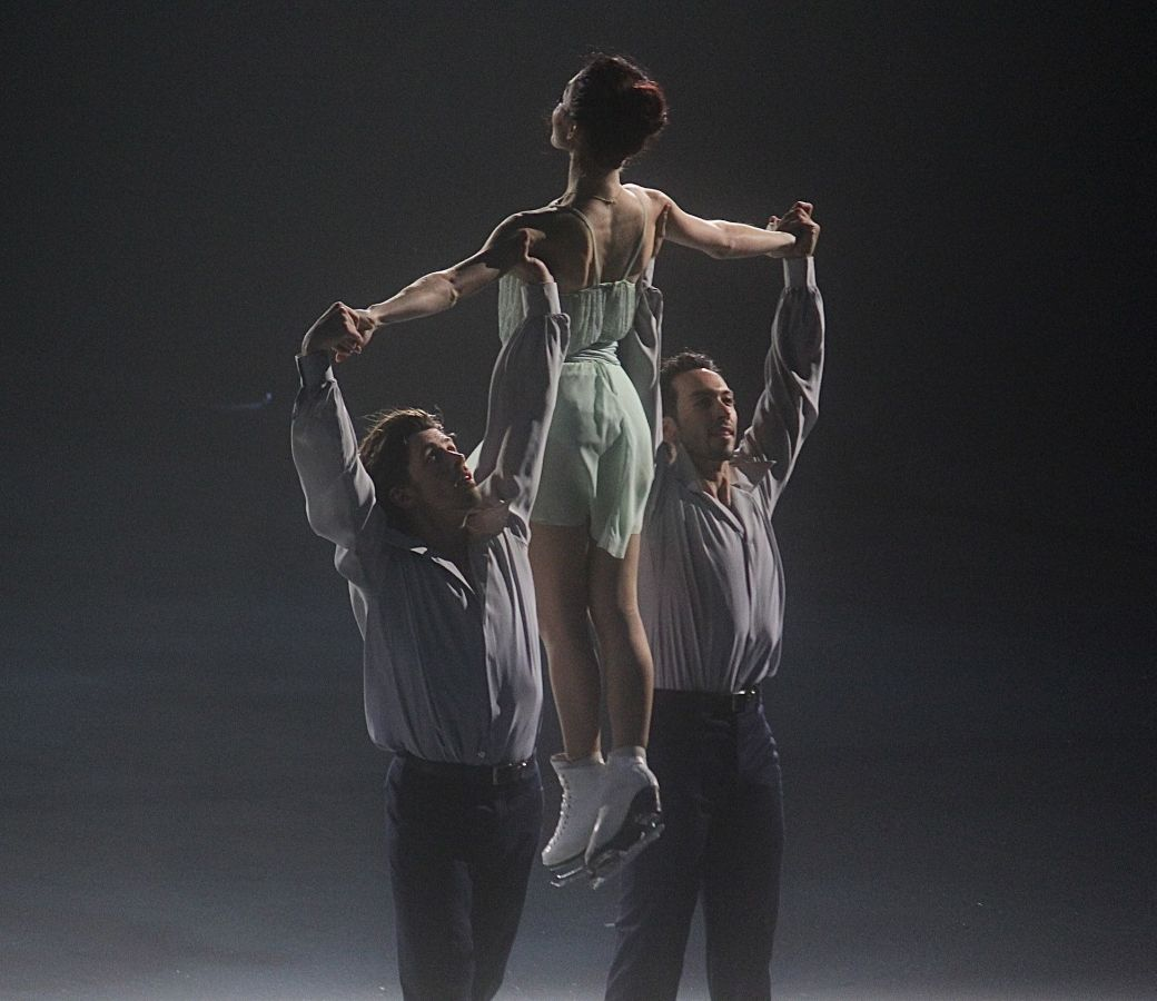 providence dunkin donuts center stars on ice march 14 trio 2