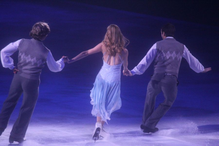 providence dunkin donuts center stars on ice march 14 trio 3