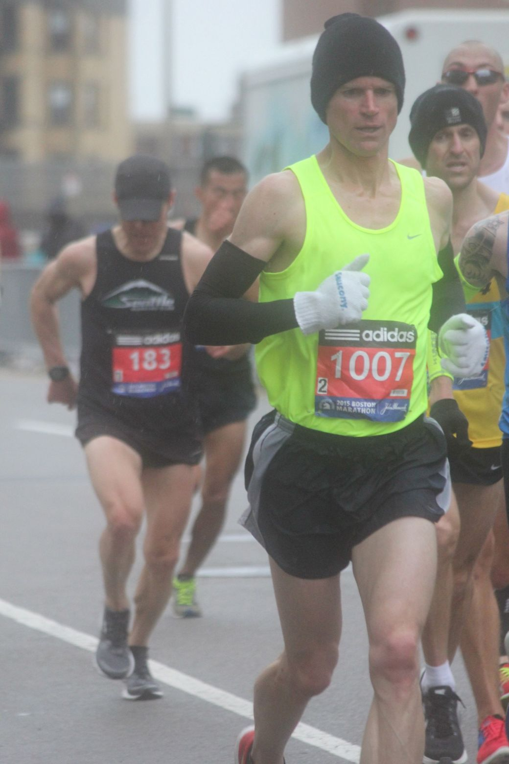 boston marathon april 20 2015 racer number 1007 2