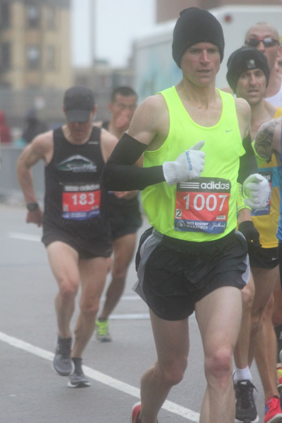 boston marathon april 20 2015 racer number 1007 2