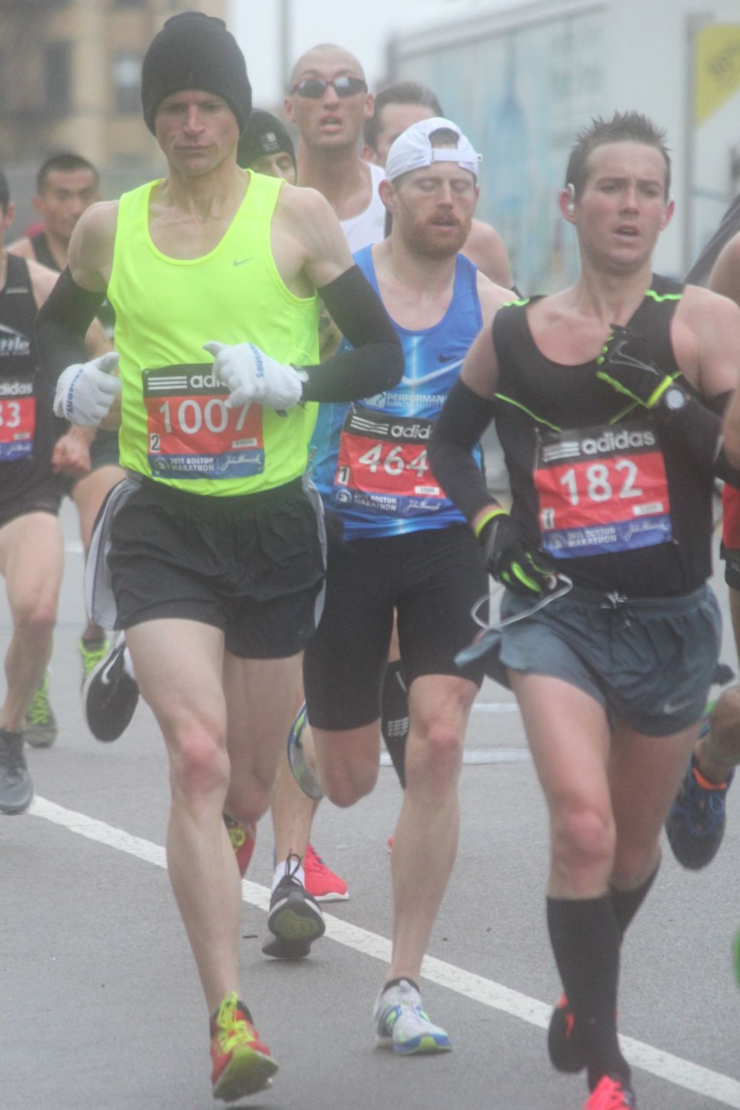 boston marathon april 20 2015 racer number 1007