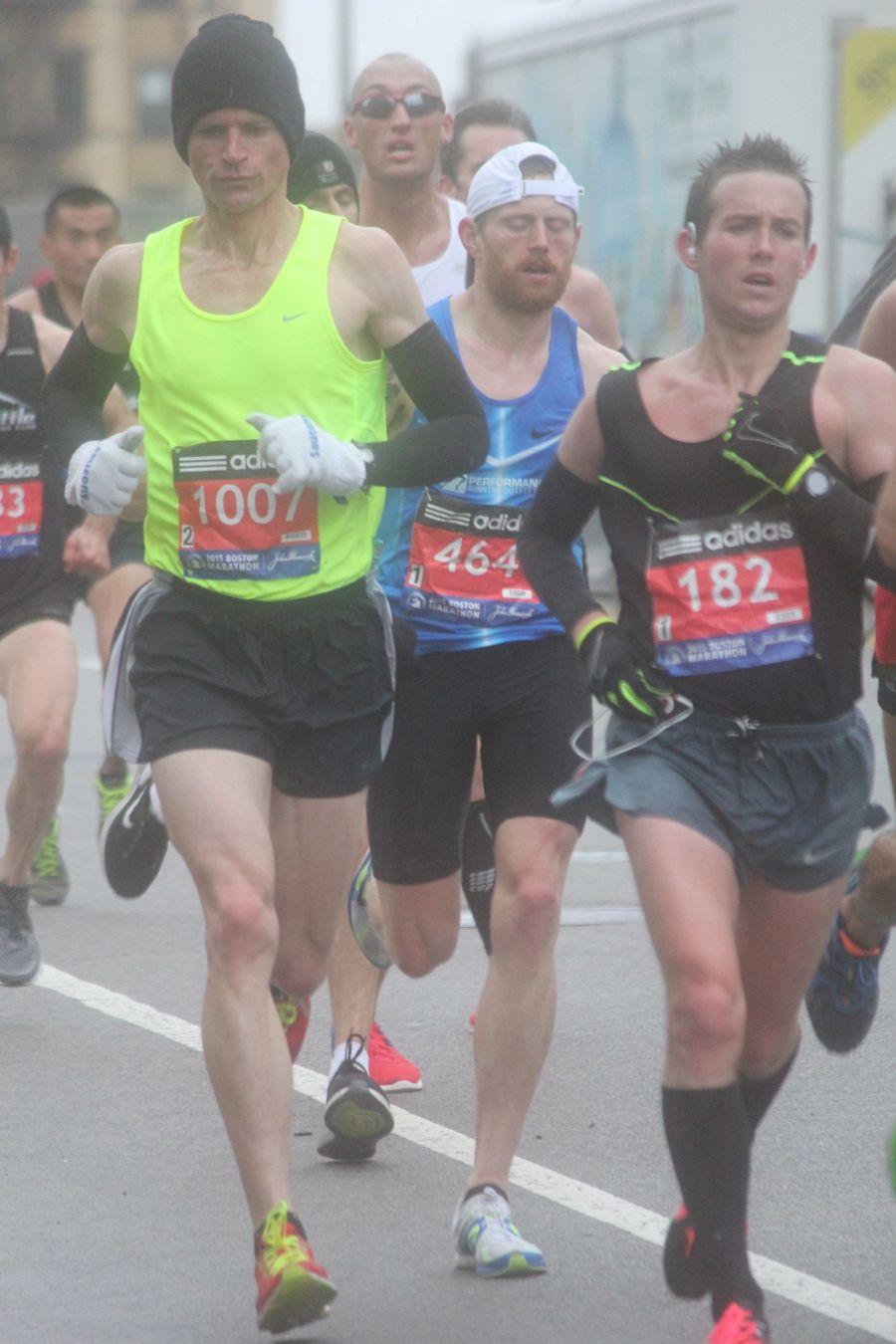 boston marathon april 20 2015 racer number 1007