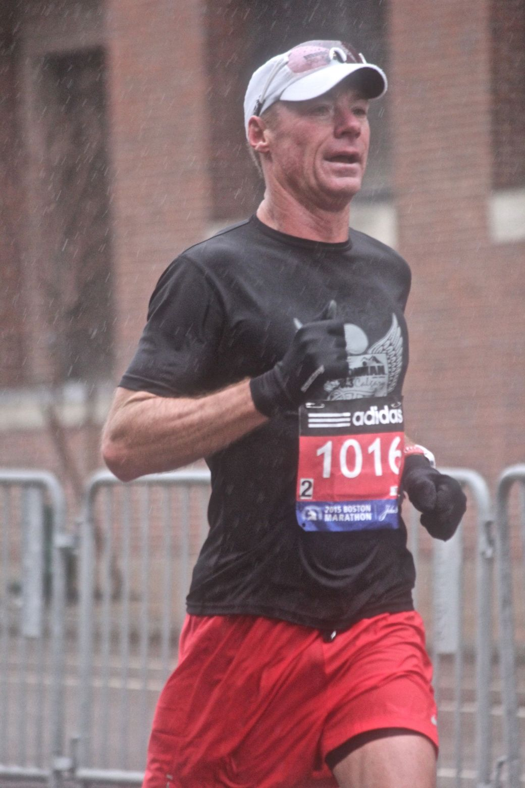 boston marathon april 20 2015 racer number 1016