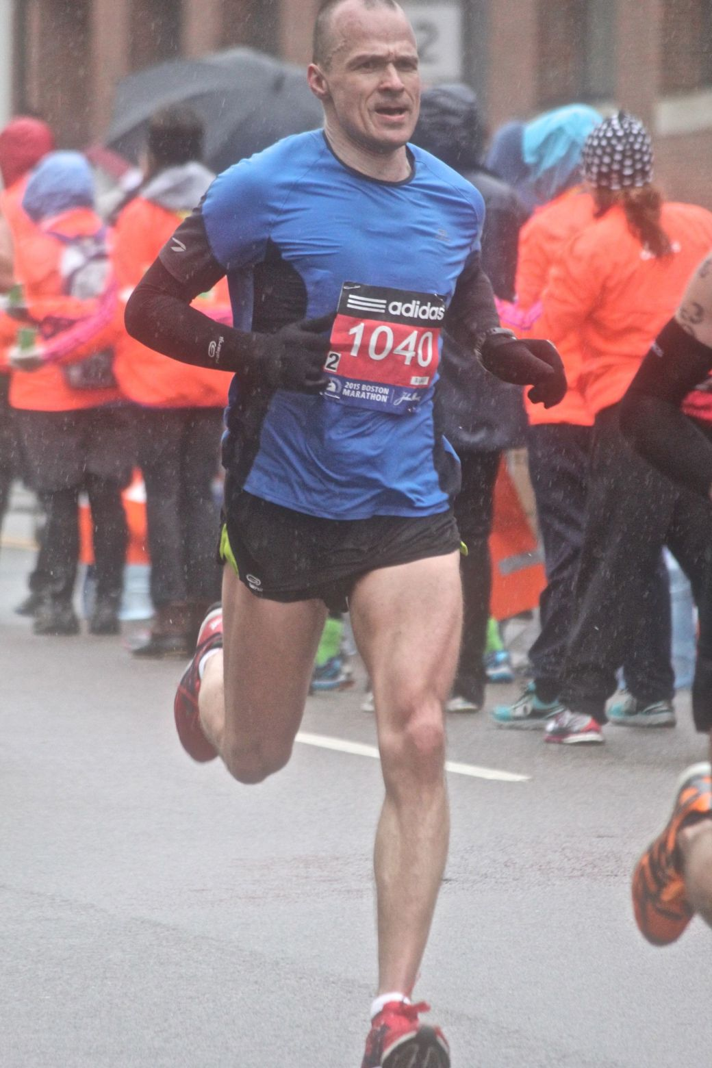 boston marathon april 20 2015 racer number 1040