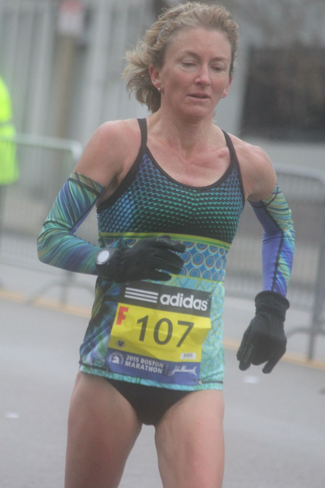boston marathon april 20 2015 racer number 107 2
