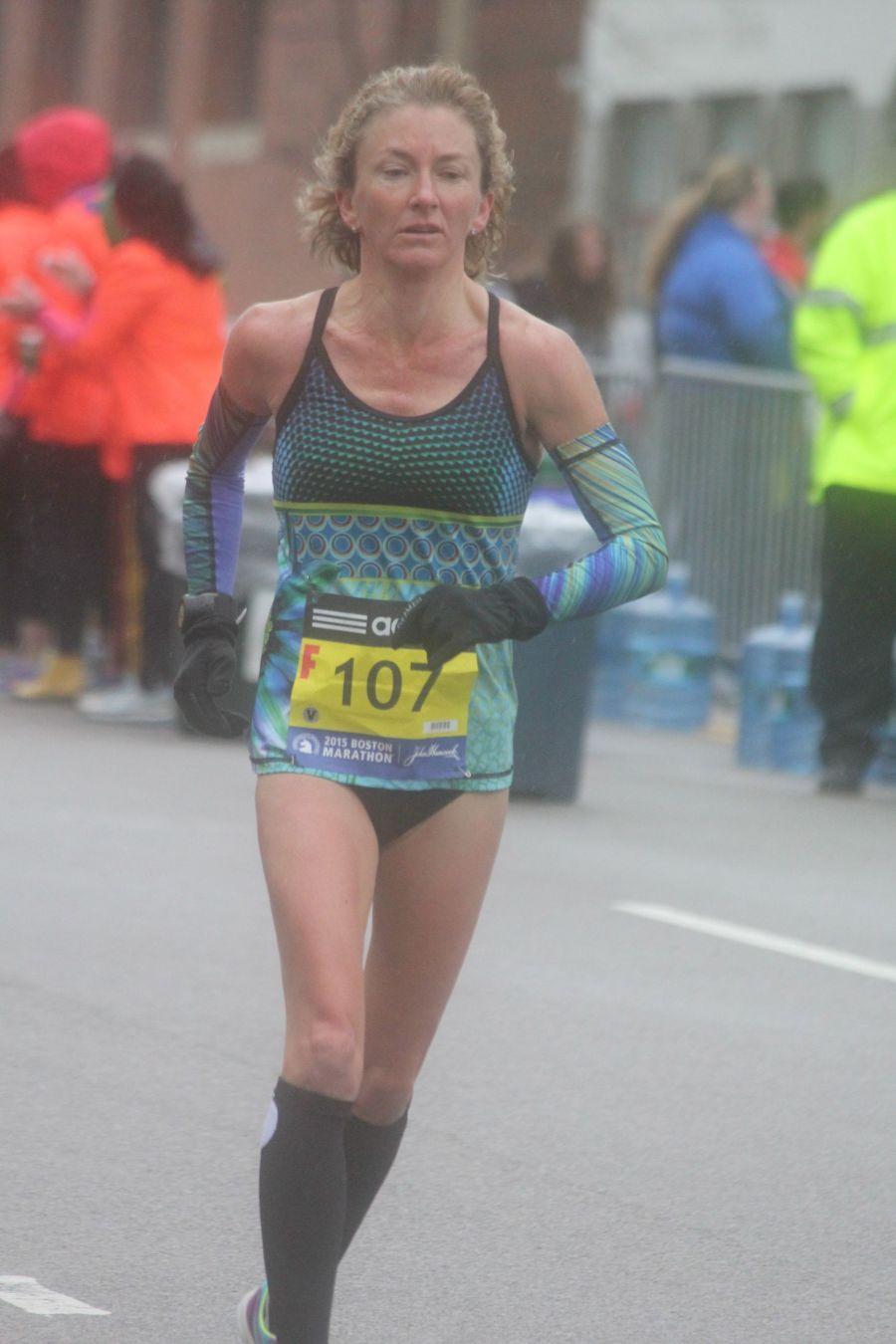 boston marathon april 20 2015 racer number 107