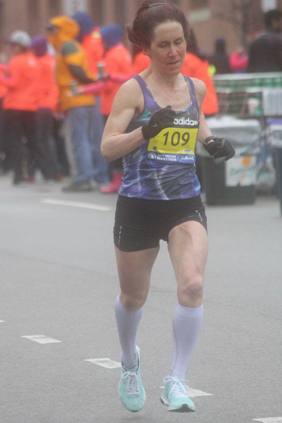 boston marathon april 20 2015 racer number 109