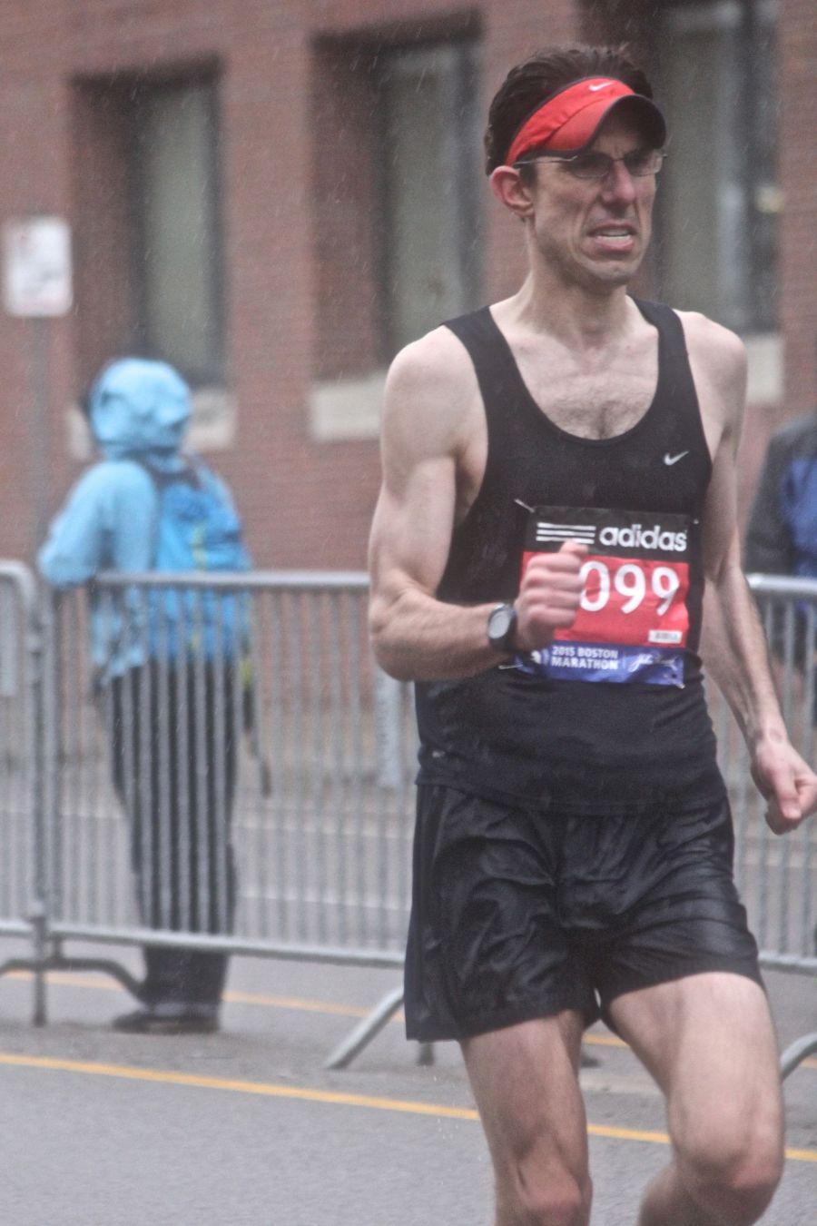 boston marathon april 20 2015 racer number 1099