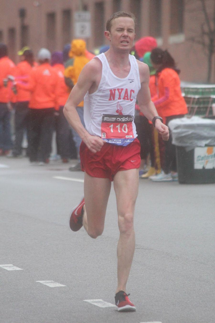 boston marathon april 20 2015 racer number 110 2