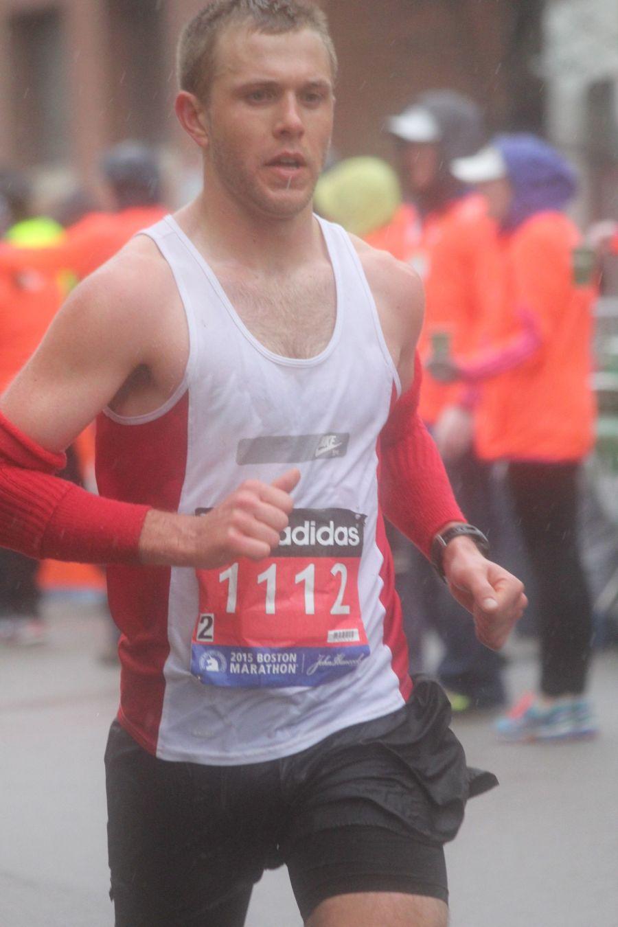 boston marathon april 20 2015 racer number 1112