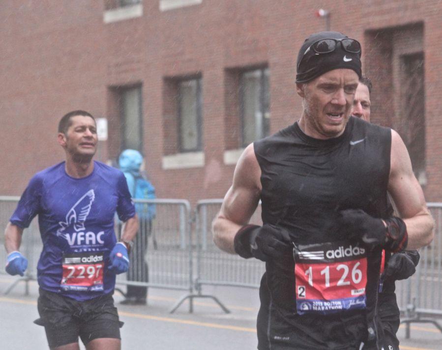 boston marathon april 20 2015 racer number 1126