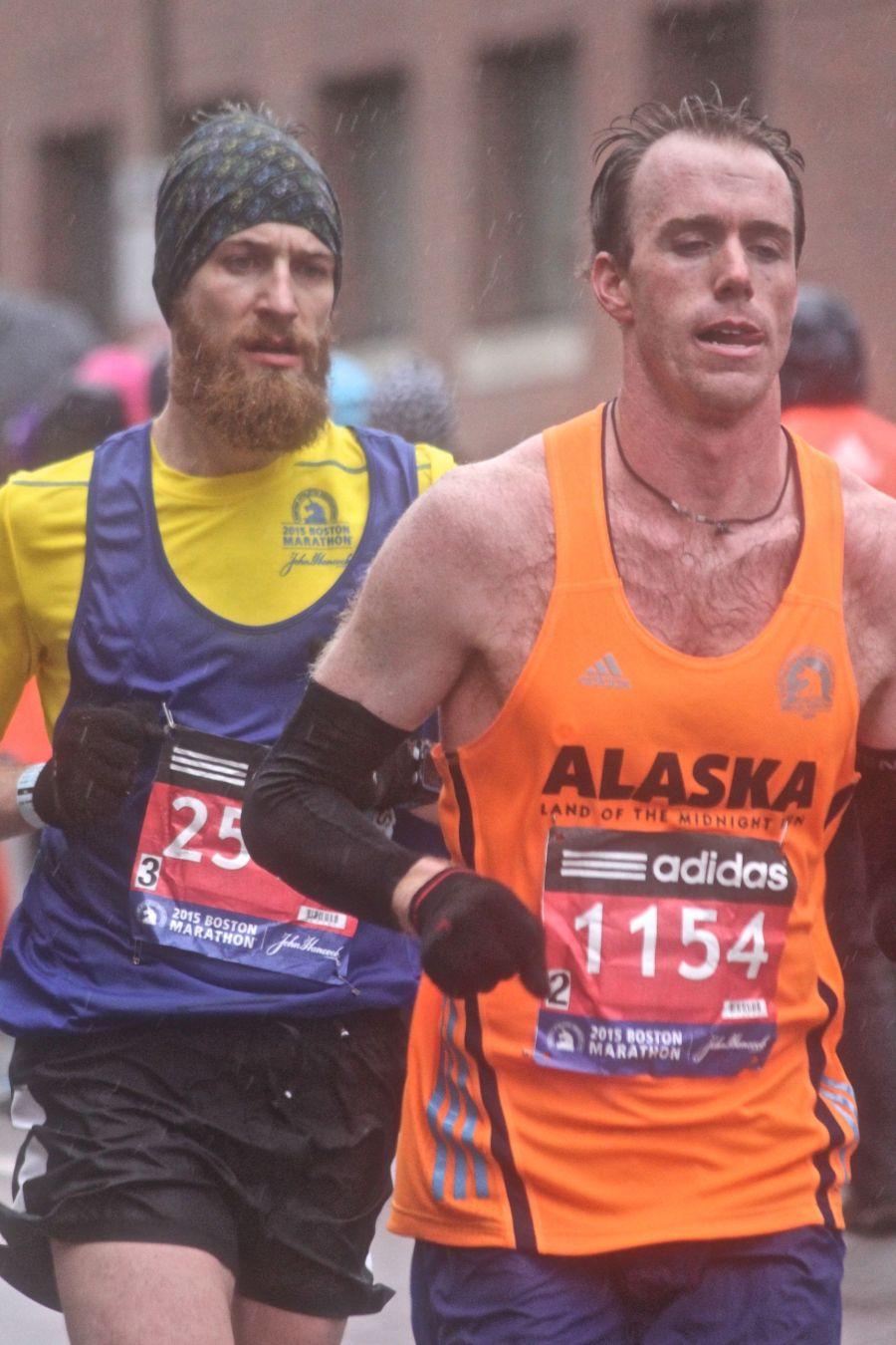 boston marathon april 20 2015 racer number 1154
