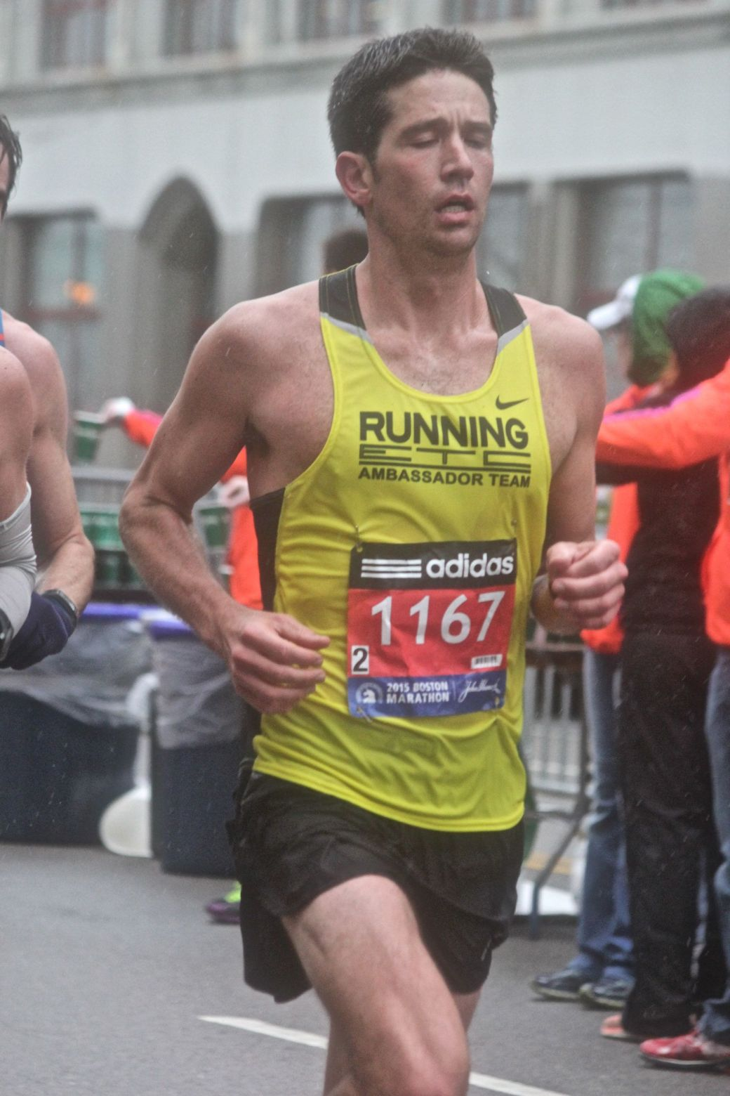 boston marathon april 20 2015 racer number 1167