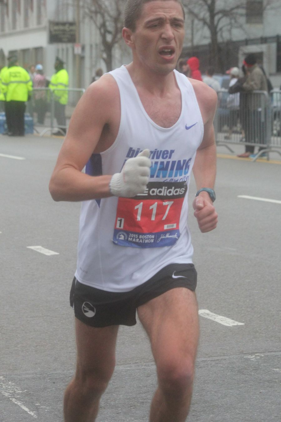 boston marathon april 20 2015 racer number 117