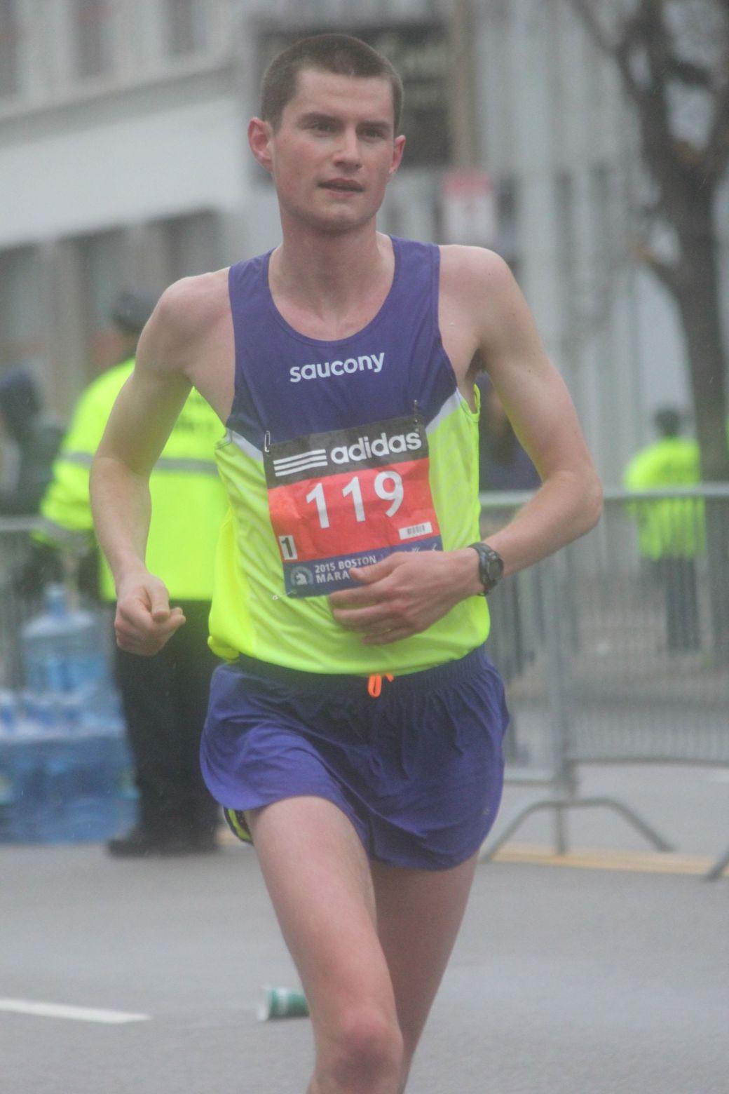 boston marathon april 20 2015 racer number 119