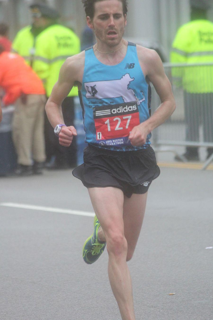 boston marathon april 20 2015 racer number 127