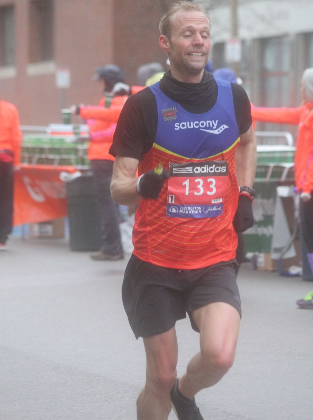 boston marathon april 20 2015 racer number 133
