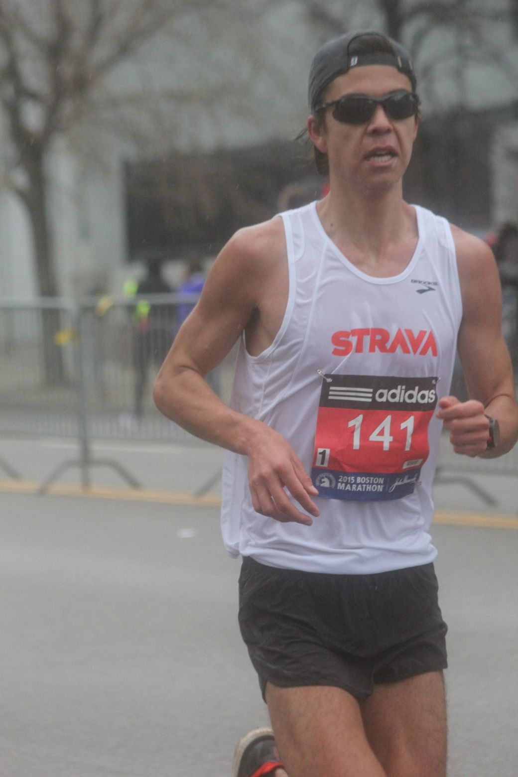boston marathon april 20 2015 racer number 141