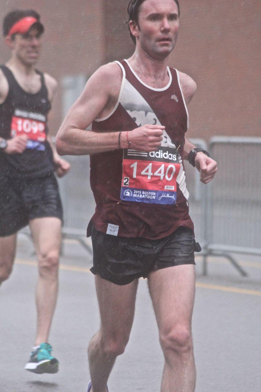 boston marathon april 20 2015 racer number 1440