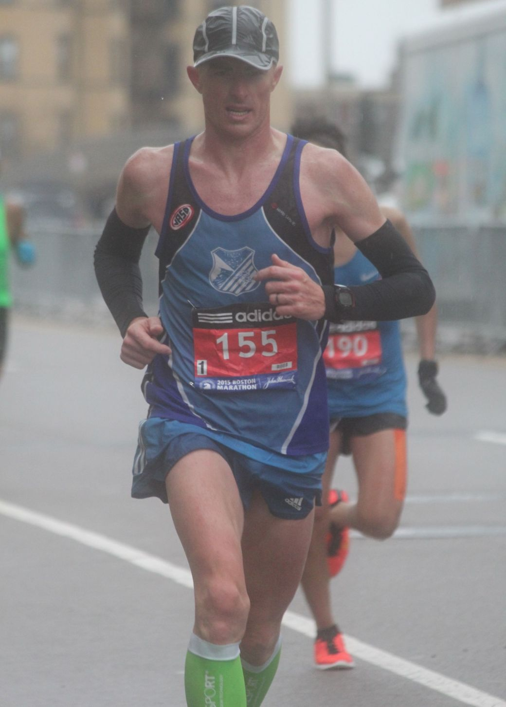 boston marathon april 20 2015 racer number 155