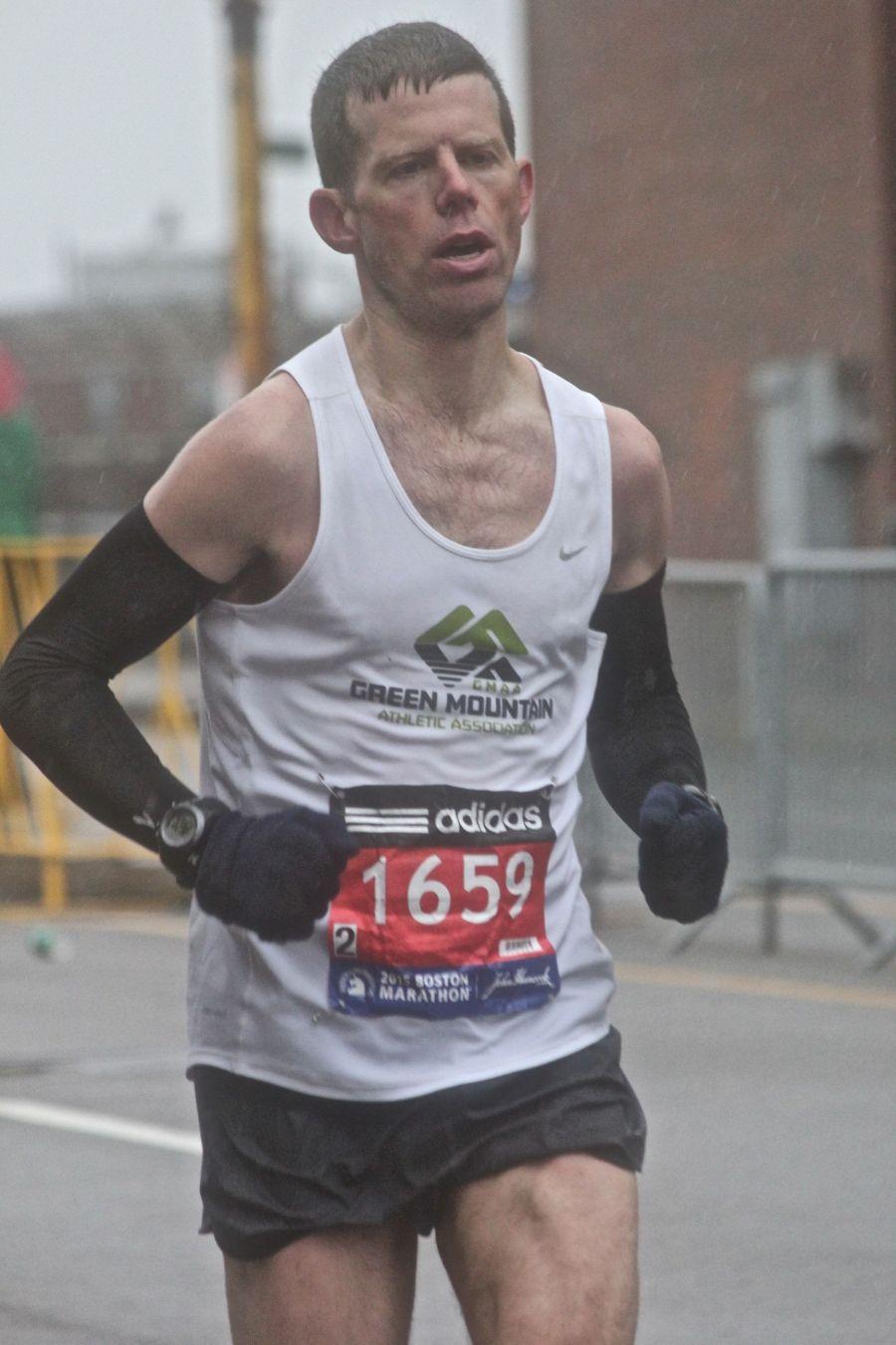 boston marathon april 20 2015 racer number 1659