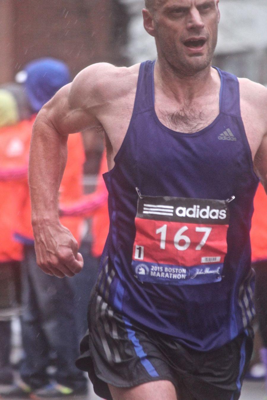 boston marathon april 20 2015 racer number 167