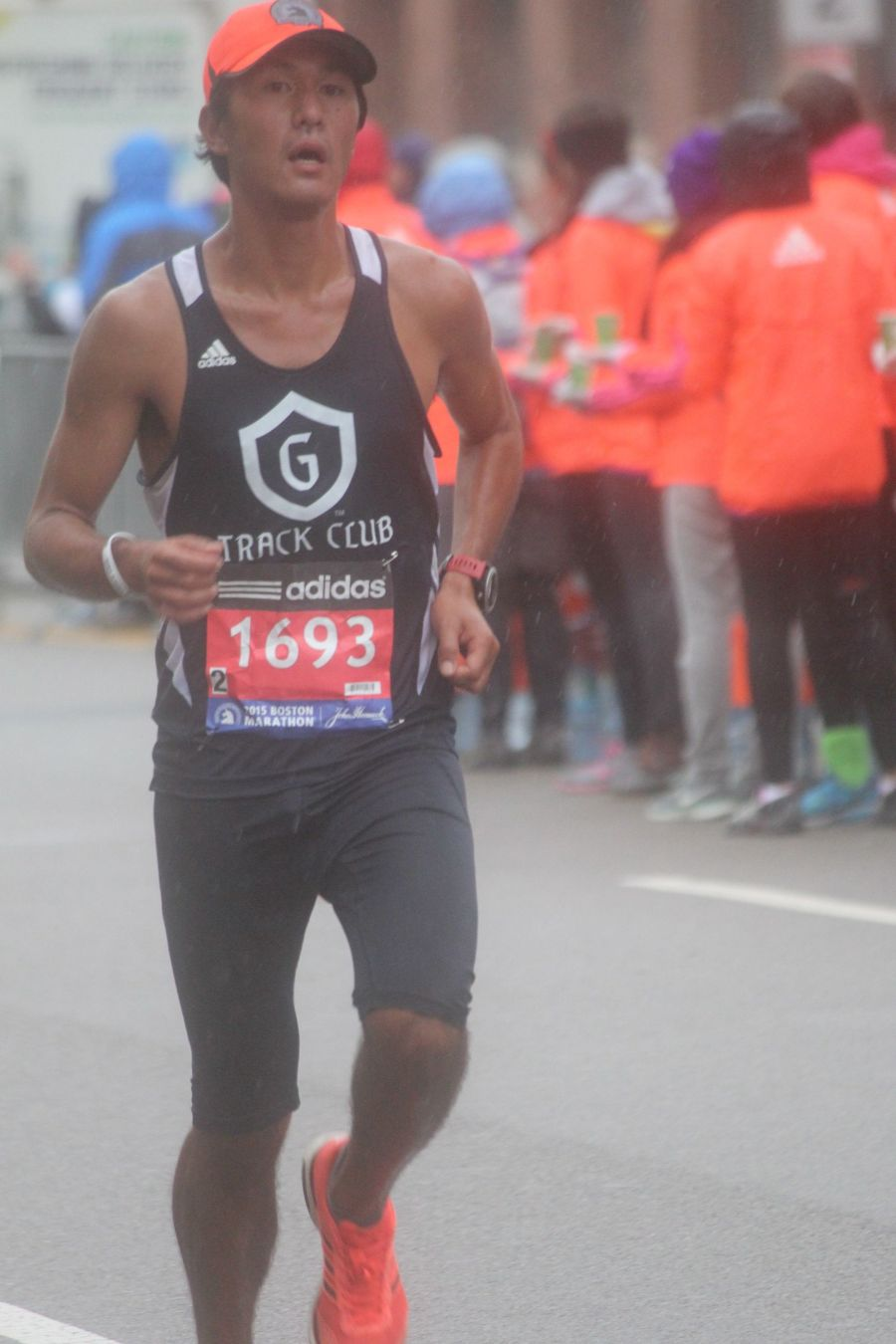 boston marathon april 20 2015 racer number 1693