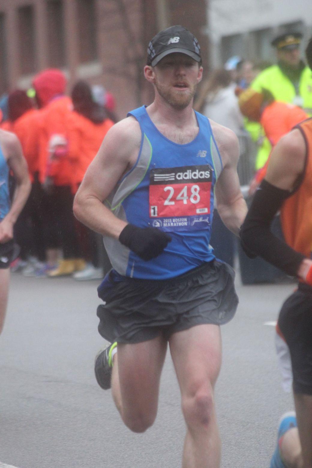 boston marathon april 20 2015 racer number 248