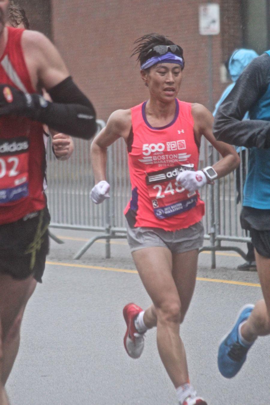 boston marathon april 20 2015 racer number 2480