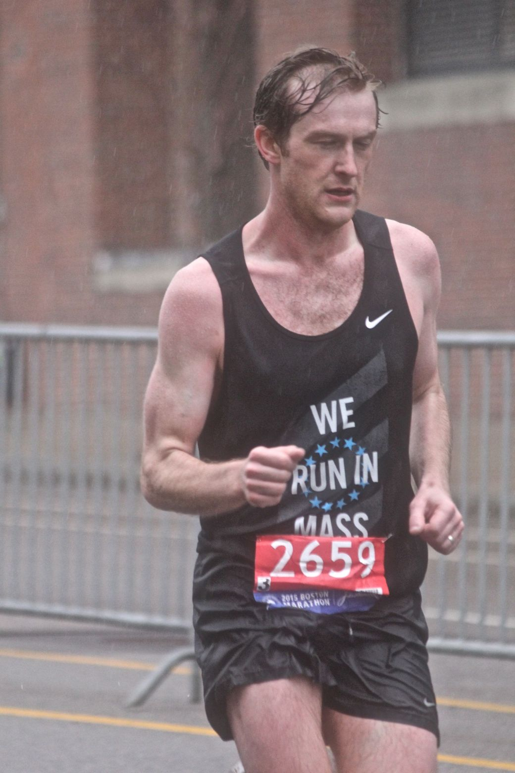 boston marathon april 20 2015 racer number 2659