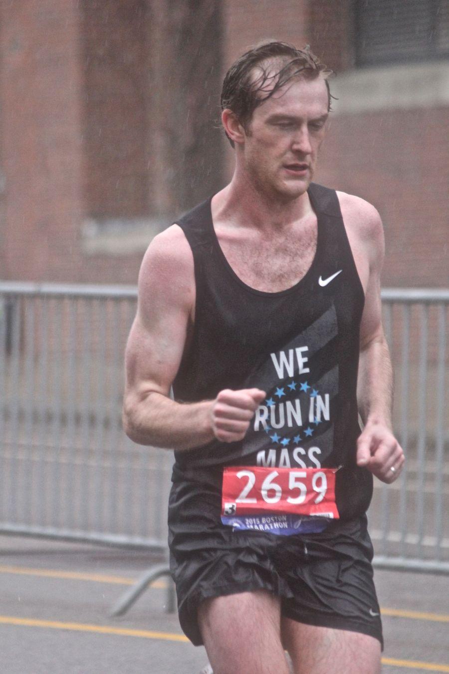 boston marathon april 20 2015 racer number 2659