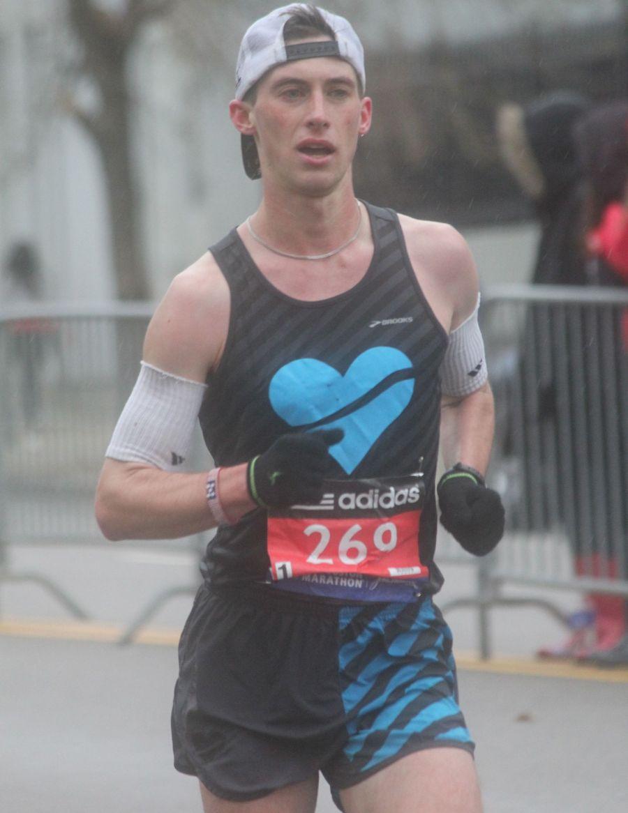 boston marathon april 20 2015 racer number 269