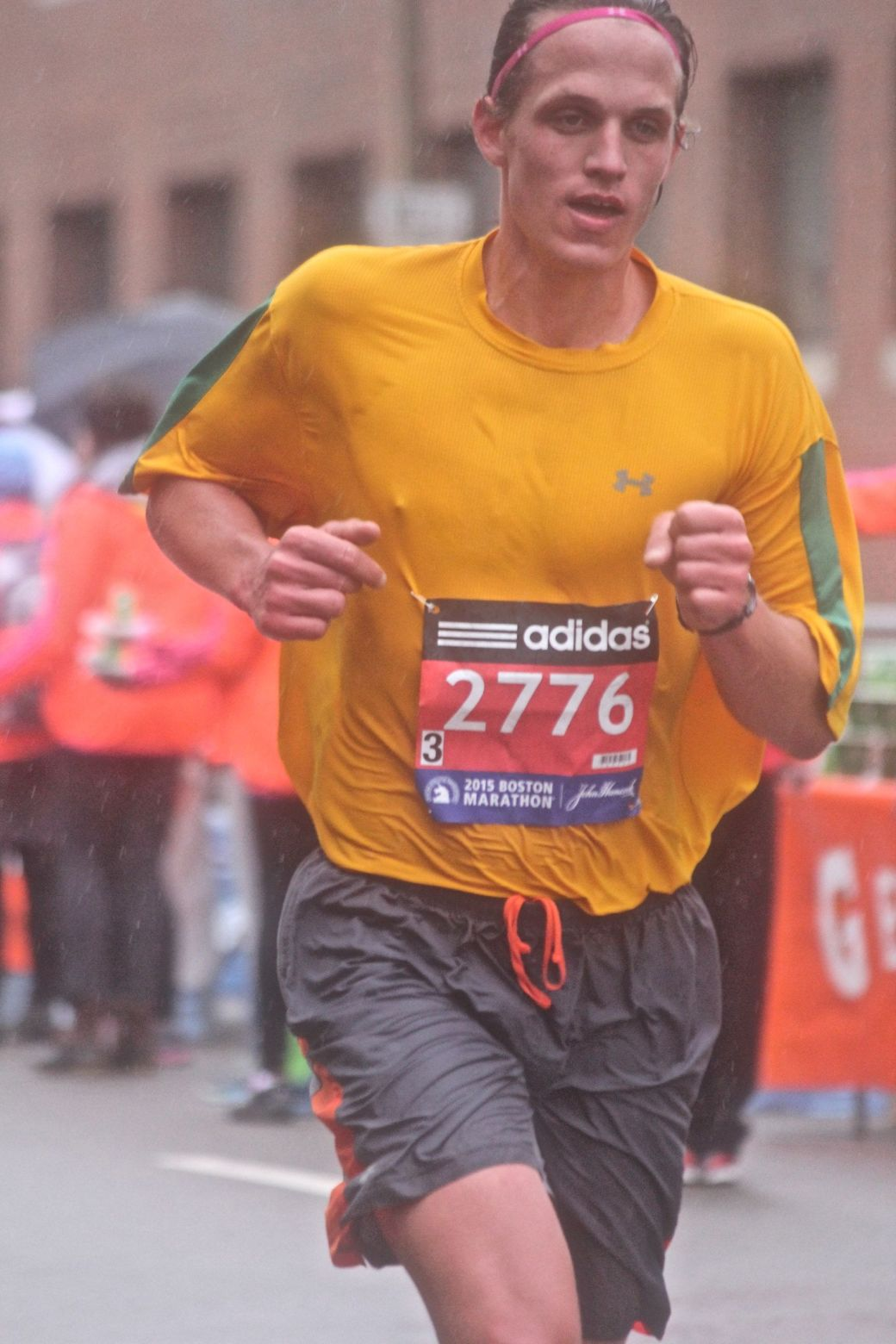 boston marathon april 20 2015 racer number 2776