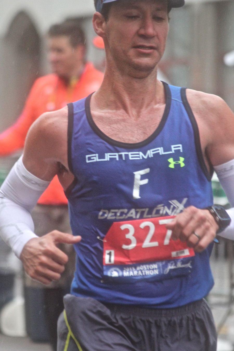 boston marathon april 20 2015 racer number 327