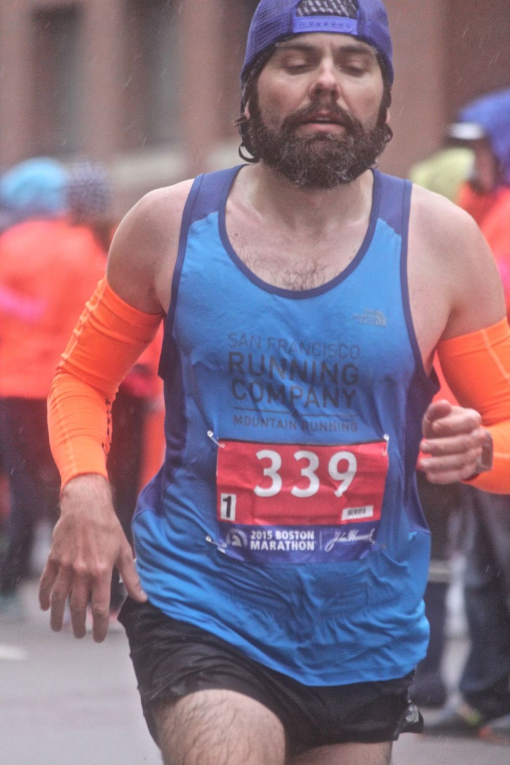 boston marathon april 20 2015 racer number 339