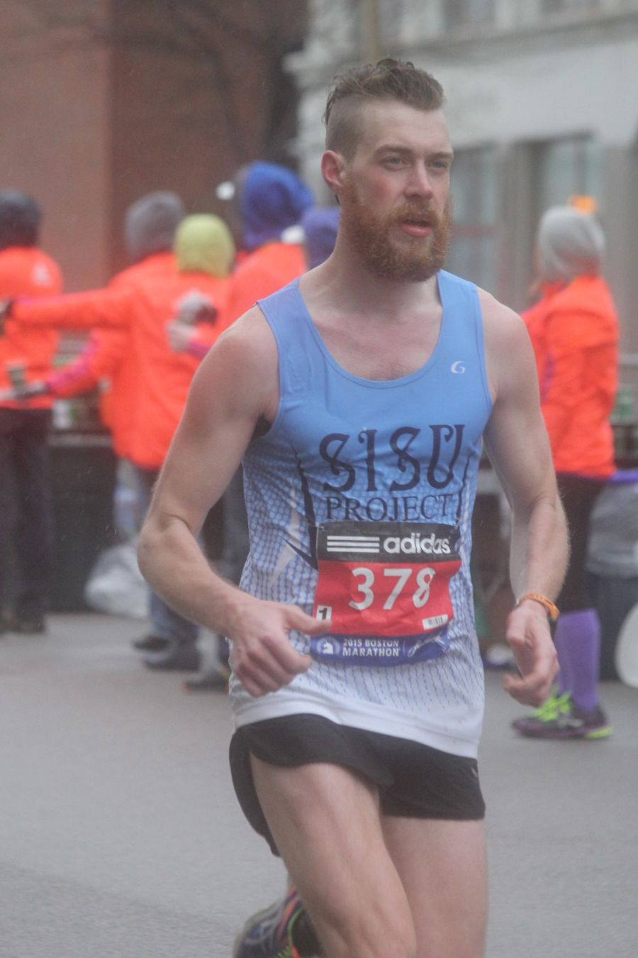 boston marathon april 20 2015 racer number 378