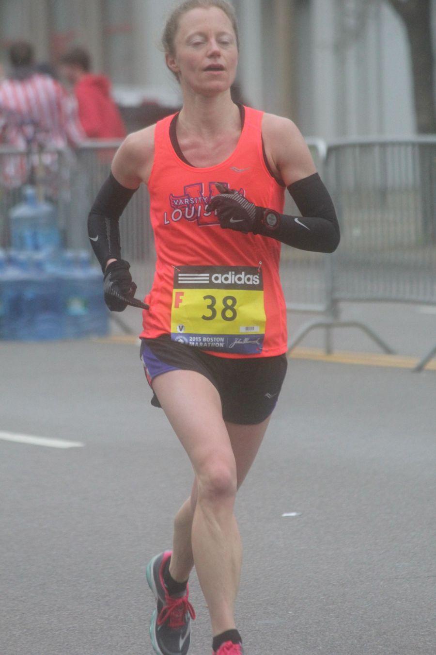 boston marathon april 20 2015 racer number 38 2
